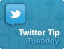 Don't Retweet Your Own Content, Re-Tweet it