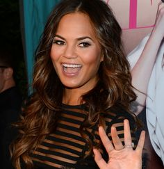 OMG TMI! Chrissy Teigen Reveals She Never Wears This Clothing Item...