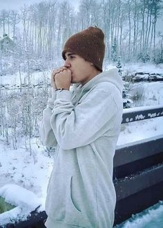 He looks cold -