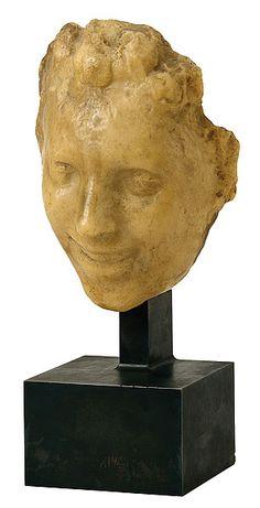 Medardo ROSSO | Petite rieuse [Laughing woman Baroque Sculpture, Sculpture Art, Turin, Atlanta Museums, Italian Sculptors, High Museum, Post Impressionism, Smile Face, In The Flesh