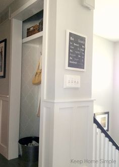 Keep Home Simple: Our Split Level Fixer Upper More