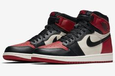 b3a517f218f5 Official Images  Air Jordan 1 Retro High OG Bred Toe Best Sneakers