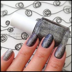 Essie Ignite The Night - Essie Encrusted Treasures Holiday 2013. (check source imabeautygeek.com for base shades)