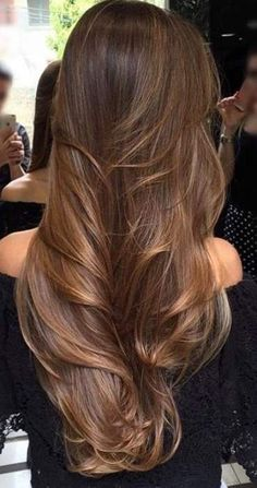 Brown Hair Balayage, Brown Hair With Highlights, Brown Blonde Hair, Hair Color Balayage, Balayage Highlights, Blonde Balayage, Brunette Highlights, Blonde Layers, Light Brunette Hair