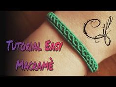 Tutorial Easy BRACELET