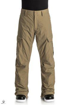 Spodnie Snowboardowe Quiksilver Porter Insulated