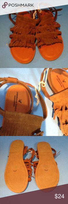 American eagle outfitters womans sandals New American Eagle Outfitters Shoes