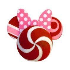 Amazon.com: Disney Car Antenna Topper - Minnie Mouse Peppermint: Automotive