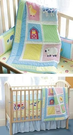 Olive Kids Country Baby Crib Bedding - Love this one!
