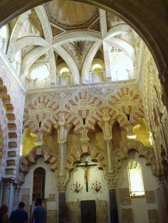 Great Mosque, Cordoba, via Flickr.