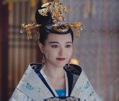 ถัง เยียน #องค์หญิงเว่ยหยาง Tiffany Tang Luo Jin, Princess Weiyoung, Scarlet Heart, Traditional Outfits, Chinese, Victoria, Costumes, Apps, Vintage
