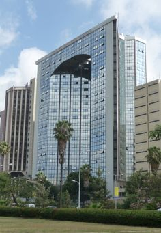 View Park Towers, Nairobi's Best Looking Glass Skyscrapers - SkyscraperCity