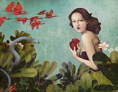 Daria Petrilli - In the garden of good and evil