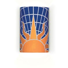 A-19 Solar Wall Sconce Composite