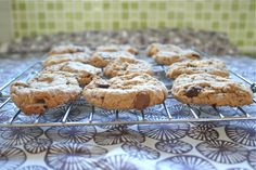 A gazillion chocolate chip cookies. Freeze the mixture into balls for after school snacks!