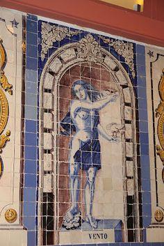 UM DOS 4 ELEMENTOS - AR - Cervejaria de Trindade - Lisboa - Portugal