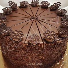 Oreo torta Ombre Cake, Oreo, Fondant, Recipes, Food, France, Essen, Meals, Eten