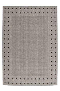 Moderner designer Teppich Sweden - Halmstad Silber / Anthrazit Anthrazit / Silber 80cm x 250cm https://www.amazon.de/dp/B0170HEI4O