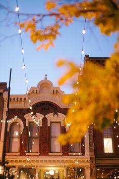 Osteria Marco & Larimer Square in Downtown Denver, Colorado // WeAreAdventure.us