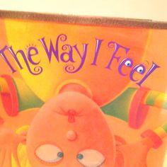 Good emotion book for autism kiddos!