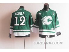 http://www.jordanaj.com/youth-nhl-jerseys-calgary-flames-12-iginla-green.html YOUTH NHL JERSEYS CALGARY FLAMES #12 IGINLA GREEN Only $35.00 , Free Shipping!