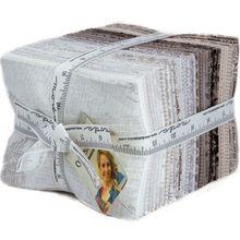 Compositions 32 Fat Quarter Bundle by Basic Grey for Moda Fabrics