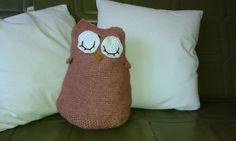Búho crochet / Crochet Owl