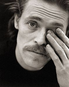 Willem Dafoe I've always had a thing for this man. Such an amazing actor.