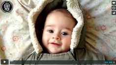 This app makes creating a one-second a day video montage of your baby's first year super easy!