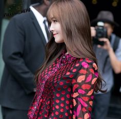 2015 snsd Jessica Jung New York fashion week in DVF