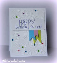 desert diva: Happy birthday card