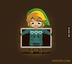 link's hearts