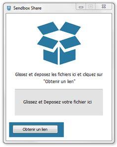 SENDBOX - Envoi de gros fichiers - Recevoir ou envoyer de gros fichiers joints et des fichiers lourds et volumineux par email - SENDBOX