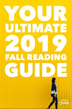 Are you in need of inspiration for your fall reading? Your Ultimate 2019 Fall Reading Guide provides a comprehensive list of books for foodies, mystery lovers, self-improvers, or book worms looking to spice up their fall reads. Click to find the perfect book for you to cozy up with this fall!