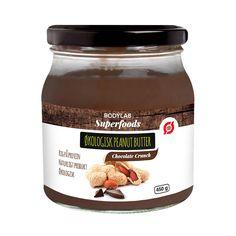 Bodylab Øko Peanut Butter chocolate crunch.