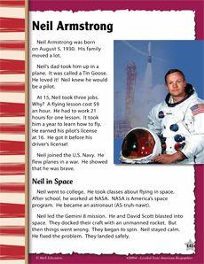 Neil Armstrong hero project #superauntie #auntiemom ...