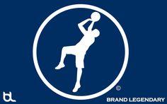 Brand Legendary Swish Icon Wallpaper
