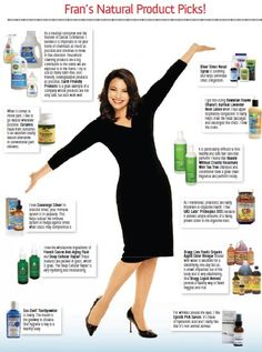 """""""It is particularly difficult to find  healthy and safe hair care that  perform! I found that Beauty  Without Cruelty Rosemary  Mint Tea Tree shampoo and  conditioner have a great clean  fragrance and perform nicely.""""  Fran Drescher - """"the doctors' prescription for healthy living"""""""