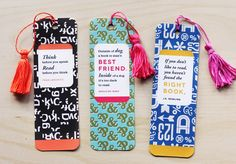 Free printable bookmarks from Jessica Jones. Download a PDF.