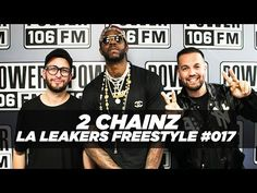 """2 Chainz goes in over the """"DNA"""" instrumental for the LA Leakers on the latest installment of their freestyle series. Pretty Girls Like Trap Music is out this Friday. Previously: 2 Chainz ft. Glen Coco, 2 Chainz, Trap Music, Dna Test, Kendrick Lamar, Genetics, Pretty Girls, Interview, Geek Stuff"""
