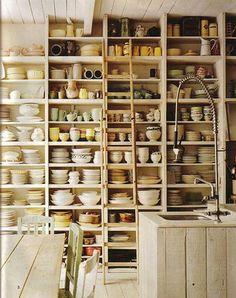 A plateful kitchen