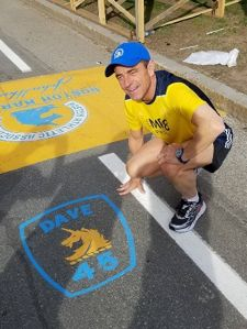 PERSONAL REFLECTIONS on a Special Year from the 2017 Boston Marathon - Rainier Fruit Company Fruit Company, Boston Marathon, Running Workouts, Reflection, Baseball Cards, Learning, Marathon Running, Fitness, Core