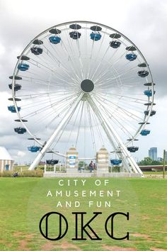 48 Hours in Oklahoma City - Enjoy the Best Things to Do and Eat Usa Travel Guide, Travel Usa, Travel Guides, Budget Travel, Travel Tips, Oklahoma City, Kansas, North Dakota, North America