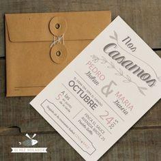invitacion boda campestre - Buscar con Google                                                                                                                                                     Más