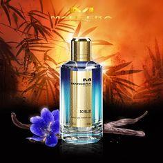 BEM-VINDO AO E.S.P FASHION BLOG BRASIL: Mancera Parfums So Blue