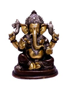 SKU NO.Ganesha brass Indian Religious Gift Two Tone God Ganesha Brass Idol Sculpture Statue Kali Statue, Saraswati Statue, Lord Shiva Statue, Krishna Statue, Sculptures, Lion Sculpture, Brass Statues, Indian Crafts, Durga Goddess