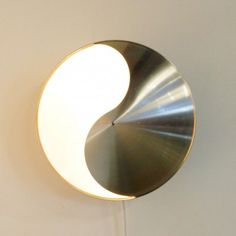 Yin Yang Wall Lamp by Hermian Sneyders de Vogel for Raak Amsterdam