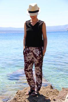 Pantalon Zara http://louetswann.blogspot.fr/
