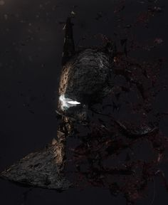 Batman - Abstract Portrait by Niels PRAYER | Abstract | 3D | CGSociety