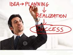 10 steps to change your idea into success